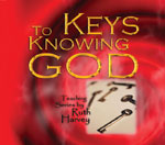 Keys to Knowing God - Audio CD